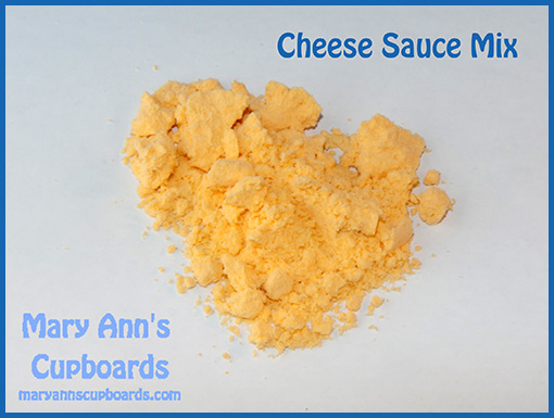 Cheese Sauce mix by Michael Zimmerman