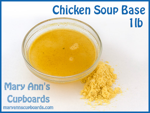 Chicken Soup Base 1lb