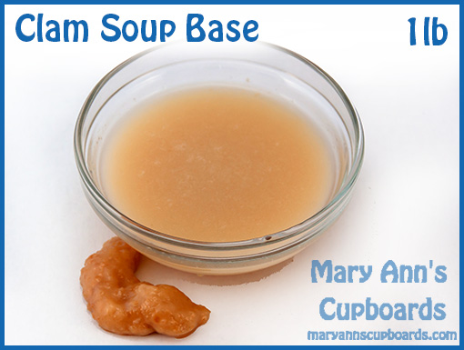 Clam Soup Base 1lb