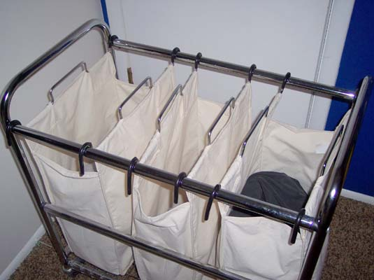 laundry sorting bags