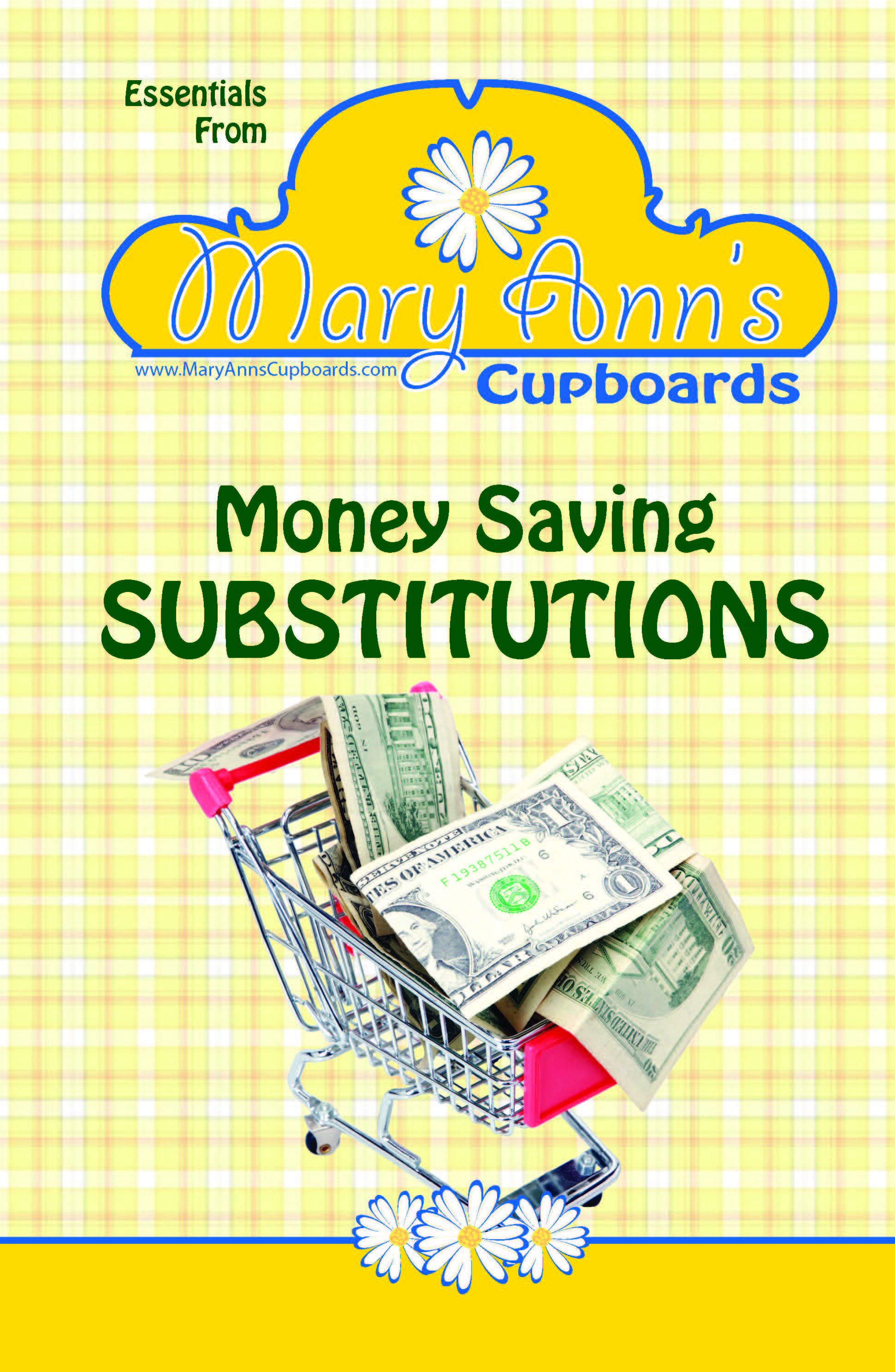 Money Saving Substitutions
