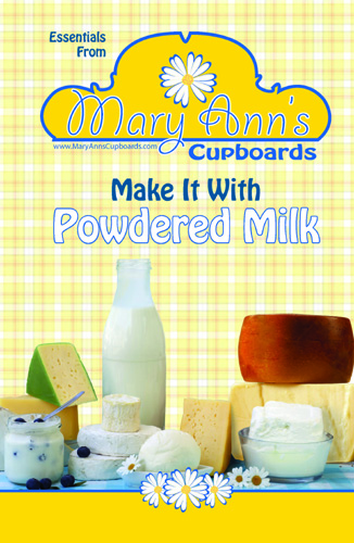 Make it with Powdered Milk