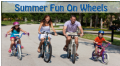 Family Biking Fun - Summer on Wheels