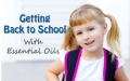Easing Kids Back to School With Essential Oils