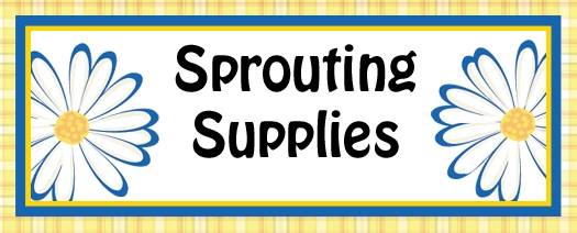 Sprouting Tools & Supplies