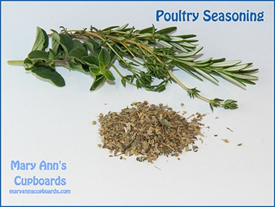 Poultry Seasoning - 8oz
