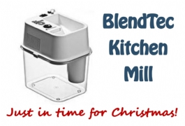 BlendTec Kitchen Mill and Get Free Shipping!