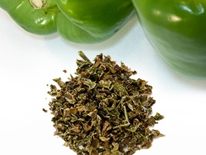 Bell Peppers, dried- #10 can