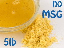 Soup Base, Chicken no MSG - 5lb