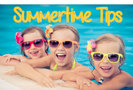 Tips for More than Just Surviving Summer
